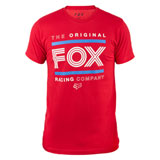 Fox Racing Channeled T-Shirt Red