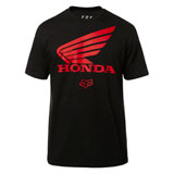 Fox Racing Honda T-Shirt Black