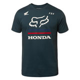 Fox Racing Honda Premium T-Shirt 19 Navy