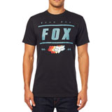 Fox Racing Team 74 T-Shirt Black