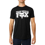 Fox Racing Team Moto X T-Shirt Black