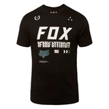 Fox Racing Triple Threat Premium T-Shirt Black