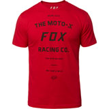 Fox Racing Victory Premium T-Shirt Rio Red