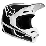 Fox Racing Youth V1 PRZM Helmet Black/White