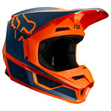 Fox Racing Youth V1 PRZM Helmet Orange