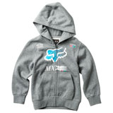 Fox Racing Youth Backdrafter Zip-Up Hooded Sweatshirt