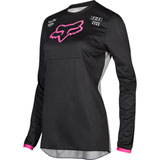Fox Racing Girl's Youth 180 Mata Jersey Black/Pink