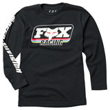 Fox Racing Youth Throwback Long Sleeve T-Shirt