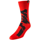 Fox Racing Youth MX Cota Socks Red