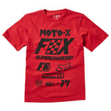 Fox Racing Youth Czar T-Shirt