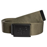 Fox Racing Mr. Clean Web Belt Military