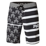 Fox Racing Citizen Board Shorts Black/Grey