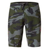 Fox Racing Overhead Camo Stretch Board Shorts