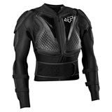 Fox Racing Titan Sport Jacket Body Armor Black