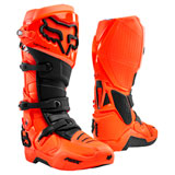 Fox Racing Instinct Boots Fluorescent Orange
