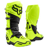 Fox Racing Instinct Boots Fluorescent Yellow