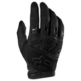 Fox Racing Dirtpaw Race Gloves Black/Black