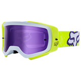 Fox Racing Air Space PC Honr Goggle Yellow