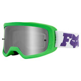 Fox Racing Main II Linc Goggle Multi Frame/Spark Chrome Mirror Lens