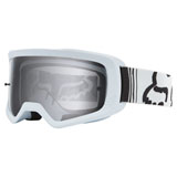 Fox Racing Main II Race Goggle White