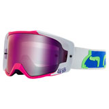 Fox Racing VUE Dusc Goggle Multi Frame/Spark Chrome Mirror Lens