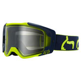 Fox Racing VUE Dusc Goggle Navy Frame/Clear Lens