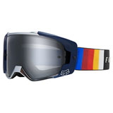 Fox Racing VUE Vlar Goggle Black Frame/Spark Chrome Mirror Lens