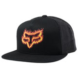 Fox Racing Flame Head Snapback Hat