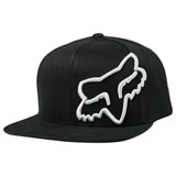 Fox Racing Headers Snapback Hat Black