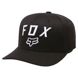 Fox Racing Legacy Moth 110 Snapback Hat Black