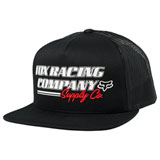 Fox Racing Pit Stop Snapback Hat Black