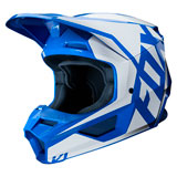 Fox Racing V1 Prix Helmet Blue