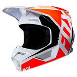 Fox Racing V1 Prix Helmet Fluorescent Orange