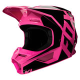 Fox Racing V1 Prix Helmet Pink