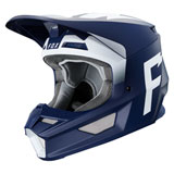 Fox Racing V1 Werd Helmet Navy