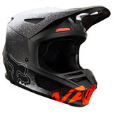 Fox Racing Youth V2 BNKZ SE Helmet Black