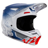 Fox Racing V2 BNKZ SE Helmet Grey