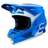 Fox Racing V2 Vlar Helmet Blue