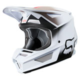 Fox Racing V2 Vlar Helmet White