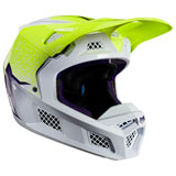 Fox Racing V3 Honr Helmet Yellow