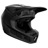 Fox Racing V3 Solids Helmet Matte Black