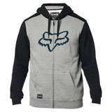 Fox Racing Destrakt Zip-Up Hooded Sweatshirt