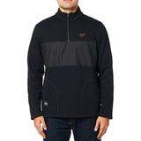 Fox Racing Heathen 1/4 Zip-Up Pullover Sweatshirt