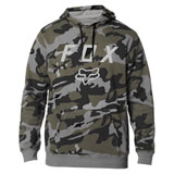 Fox Racing Legacy Moth Hooded Sweatshirt Camo