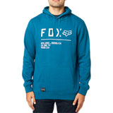 Fox Racing Non Stop Hooded Sweatshirt Maui Blue