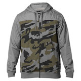 Fox Racing Pivot Zip-Up Hooded Sweatshirt