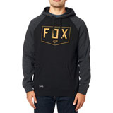 Fox Racing Shield Hooded Sweatshirt Black
