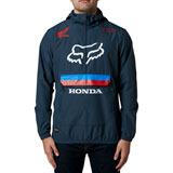 Fox Racing Honda Savage Anorak Jacket Navy