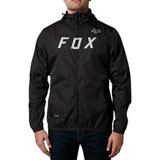 Fox Racing Moth Windbreaker Jacket Black/Grey