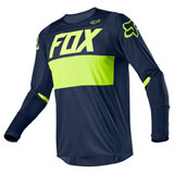 Fox Racing 360 Bann Jersey Navy